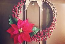 Wreath Inspiration / Inspiration for making wreaths.
