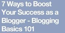 Blogging Inspiration / Tips, tricks, and information for growing as a blogger