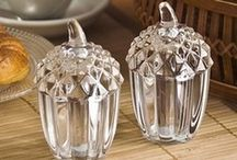 Godinger Giftware / Silver-plated, crystal, stainless, and alternative metal giftware by Godinger.