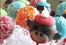 Cake Pops / by Gay Riipinen