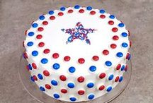 4th of July Inspiration / Inspiration for patriotic crafts, projects, and recipes!