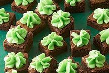 St. Patrick's Day Inspiration / Crafts, projects, ideas, and recipes for St. Patrick's Day