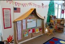 Camping Classroom Theme / Ideas for a camping themed classroom!