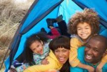 Happy Camping / When was the last time you woke up outside? Just get ready for camping and have an exciting weekend!