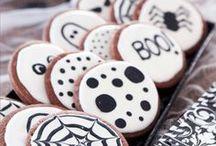 Hello Halloween / Halloween: Deko und Rezepte // Halloween decoration and food