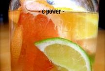 Detox Water, Juices & Smoothies / by Gay Riipinen