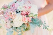 Wedding ♥ (Floral) / Floral decor for everyone on the big day!