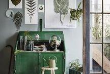 Home is where the ♥ is / Einrichtungsideen, Wohnungseinrichtung und Dekoelemente // Interior ideas and inspiration
