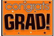 Graduation Season / Congratulations Graduate!