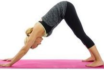 Yoga Inspiration / Yoga poses, workouts, and information