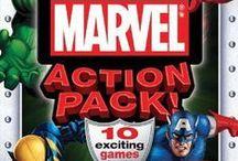 Marvel Superheroes / Marvel superhero costumes, games and more.