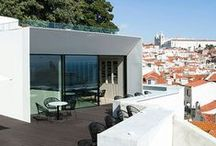 Memmo Alfama - Lisboa / Boutique hotel located in the heart of the most typical district of Lisbon - Alfama – steps away from the Cathedral and the São Jorge Castle.