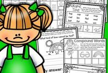 March Teaching Ideas / Marching teaching themes, St. Patrick's Day, and spring