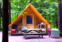 Camping Inspiration / Information, tips, tricks, and inspiration for camping with the family!