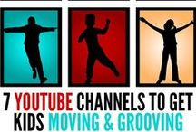 Brain Breaks / Get your students up and moving throughout the day to keep them focused on their school work!