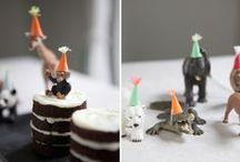 Party Ideas-Kids / by Allison Barbour