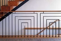 Design - Stairs & Railings / by Tiffany LW