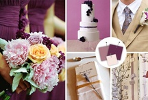 Wedding Colors & Style / by Mareasa Rooks