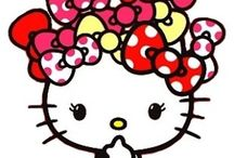 Hello Kitty / by Meike Oliver