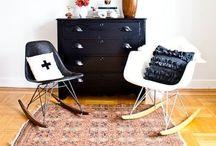Designer Chair Obsession / by Tiffany LW