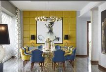 Color Story: Hello Yellow! / Lovely Yellow things for the Home, Fashion, and Life.