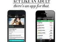 Apps to Consider DLing / by Tiffany LW