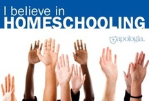 Love Homeschooling / by Apologia