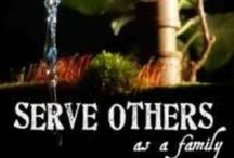 """Serving Others / Stewardship, service, living an """"other-minded"""" life / by Apologia"""