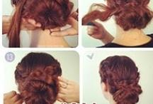 Hair / by Jessica Stieh