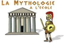 école - mythologie / by Mamalouga *