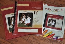 """""""Who Am I?"""" Reviews / Find out what others are saying about """"Who Am I?"""" Book Two in the  What We Believe series of elementary worldview studies by Apologia.  You can find all of these resources at:   www.Apologia.com  @apologiaworld   / by Apologia"""