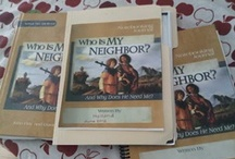 """""""Who Is My Neighbor?"""" Reviews / Find out what others are saying about """"Who Is My Neighbor?"""" Book Three in the  What We Believe series of elementary worldview studies by Apologia.  You can find all of these resources at:   www.Apologia.com  @apologiaworld   / by Apologia"""