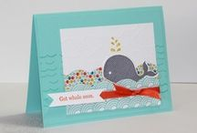 Stampin' Up! Oh Whale