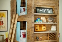 Shared kids space