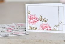 Stampin' Up! Stippled Blossom