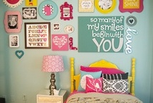 My Girl's Room / by A.J. Cooker