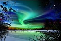 Aurora Borealis / by Stacey Livermore