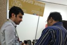 """Promotion @ Location / If you are a corporate, wedding planner, Mall, social or any group , you can invite us at your location where we will offer """"Free Jewellery Repair"""" service along with guidance on buying Diamonds and Jewellery. For more info click on the following link http://www.allyoursjewels.com/promotion-at-location/"""