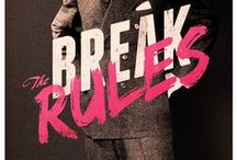 Rule Breaker Gray Walker / My friend Gray Walker is a designer who knows how to bridge the gap between cool modern and traditional heritage. She's a design rule breaker!