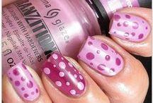Nailed it / Nails polish ext.