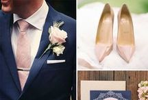 Wedding Colours / by Jessica Storey