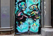 Design - Street Art / by Tiffany LW