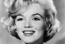 Movies: Ladies Of Hollywood - Marilyn Monroe / Wow!  The icon of Hollywood stars. / by John D. Hill