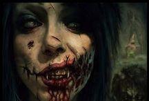Zombies / Zombies, Zombie Art