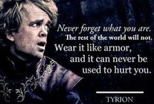 Game of Thrones Art & Quotes