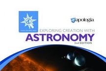 Astronomy Activities / Exploring Creation with Astronomy - Apologia Young Explorer Series. Activities, Reviews, & How To's.