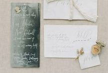 PAPER.pretty. / Invitations . Place Names . Escort Cards . Order of Service . RSVPs . Menus