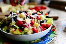 Salads / by Melissa Kloosterman (Melissa's Cuisine)