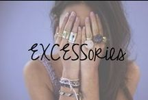 EXCESSories / by Chandra Robrock