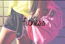 Fitness / by Chandra Robrock